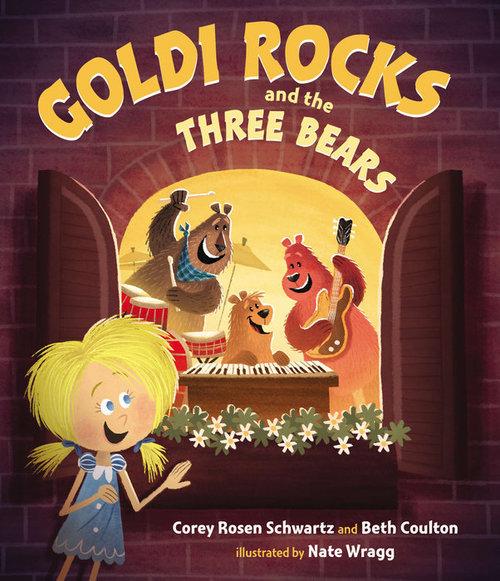 Goldi Rocks and the Three Bears book