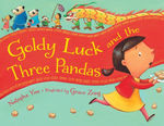 Goldy Luck and the Three Pandas book