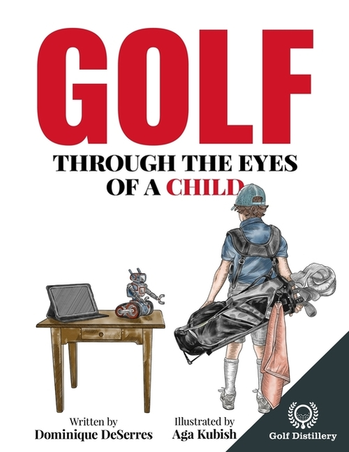 Golf Through the Eyes of a Child book