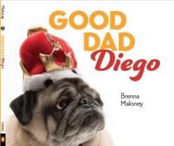 Good Dad Diego book