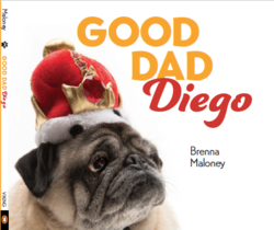 Good Dad Diego book