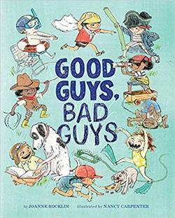 Good Guys, Bad Guys book