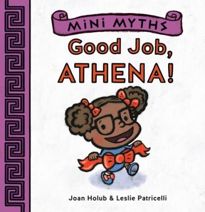 Good Job, Athena! book
