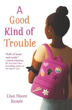 Good Kind of Trouble book