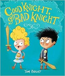 Good Knight, Bad Knight book