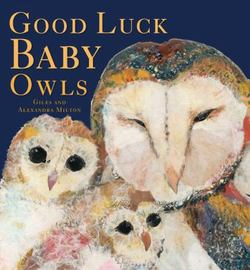 Good Luck Baby Owls book