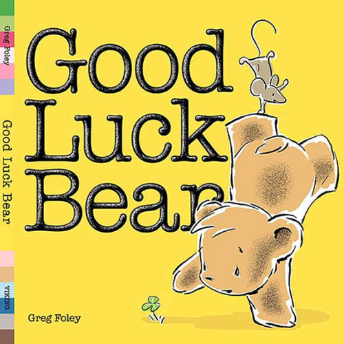 Good Luck Bear book
