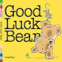 Good Luck Bear book