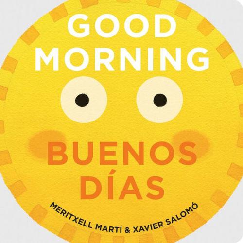 Good Morning - Buenos Días book