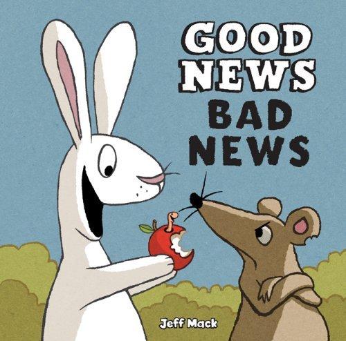 Good News, Bad News book
