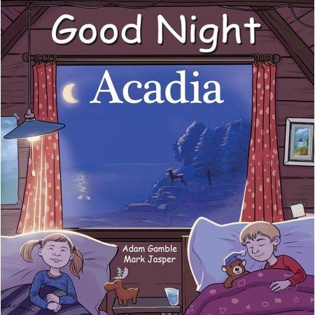 Good Night Acadia book