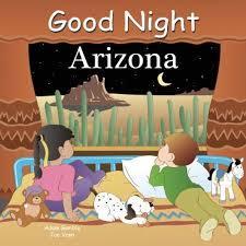 Good Night Arizona Book