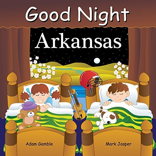 Good Night Arkansas book