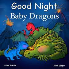 Good Night Baby Dragons book