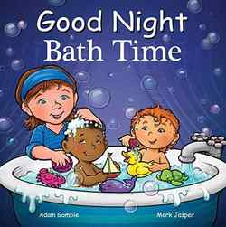 Good Night Bath Time book