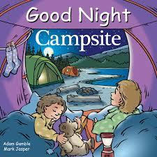 Good Night Campsite book