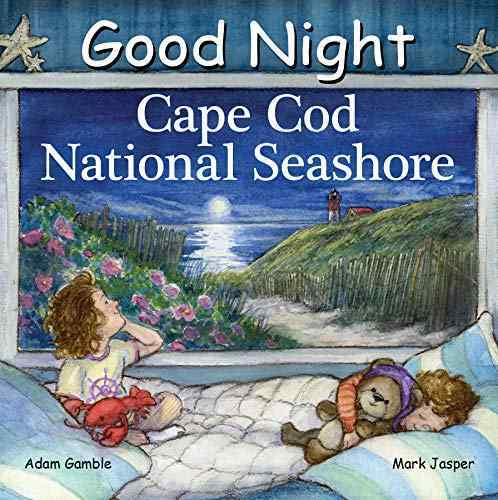 Good Night Cape Cod National Seashore Book