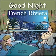 Good Night French Riviera Book