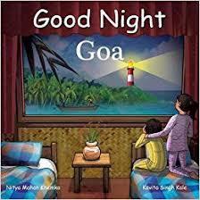 Good Night Goa Book