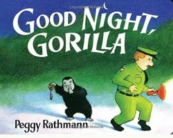 Good Night, Gorilla book