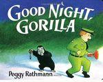 Good Night, Gorilla book