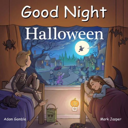 Good Night Halloween book