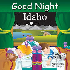 Good Night Idaho Book