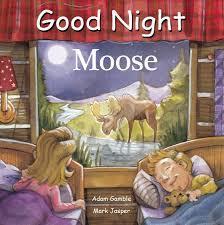 Good Night Moose Book