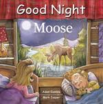 Good Night Moose book