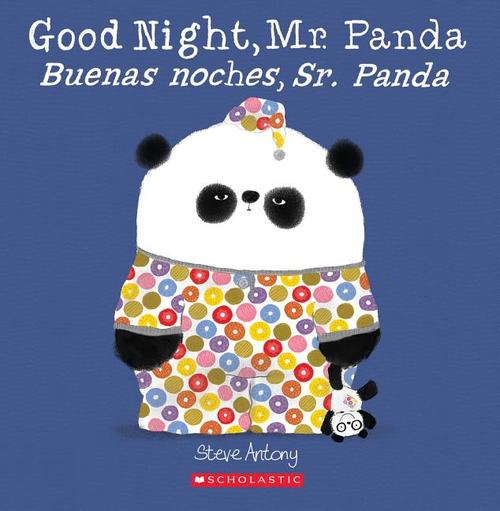 Good Night, Mr. Panda/Buenas Noches, Sr. Panda book
