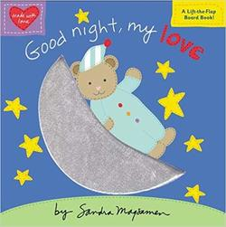 Good Night, My Love book