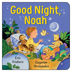 Good Night, Noah book