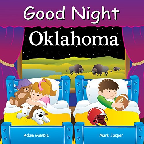 Good Night Oklahoma Book