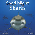 Good Night Sharks book