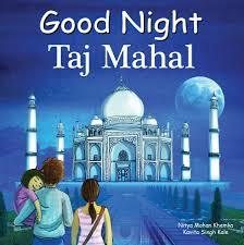Good Night Taj Mahal book