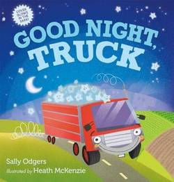 Good Night, Truck book