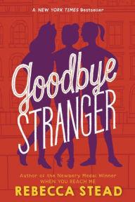 Goodbye Stranger book