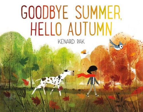 Goodbye Summer, Hello Autumn book