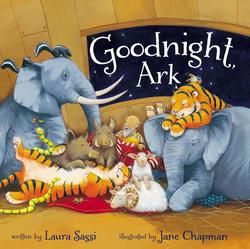 Goodnight, Ark book