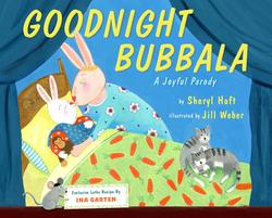 Goodnight Bubbala: A Joyful Parody book