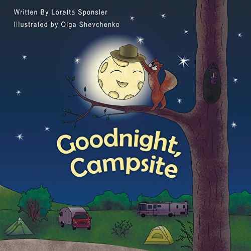 Goodnight, Campsite book