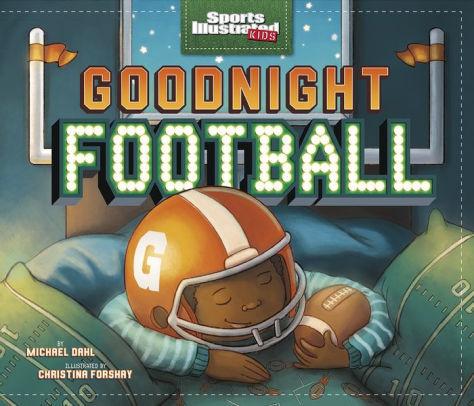 Goodnight Football book