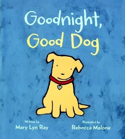 Goodnight, Good Dog book