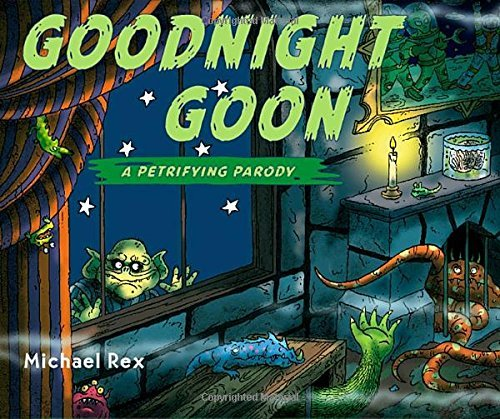 Goodnight Goon book