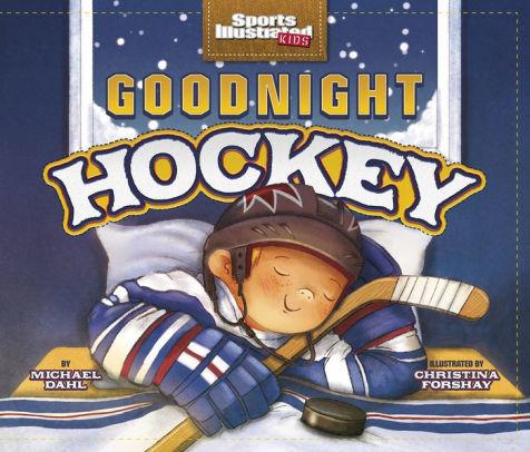 Goodnight Hockey book