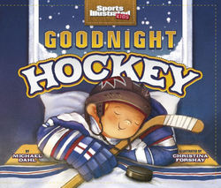 Goodnight Hockey book