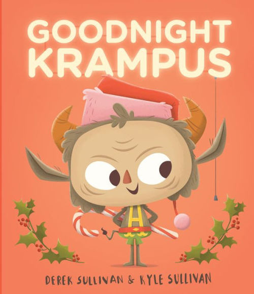 Goodnight Krampus book