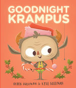 Goodnight Krampus book
