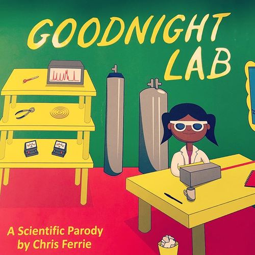 Goodnight Lab book