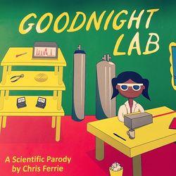 Goodnight Lab book